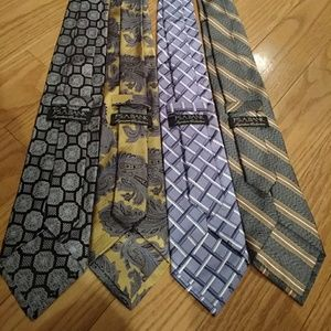 SALE👍JoS.A.Bank LUXURY Silk Tie Lot